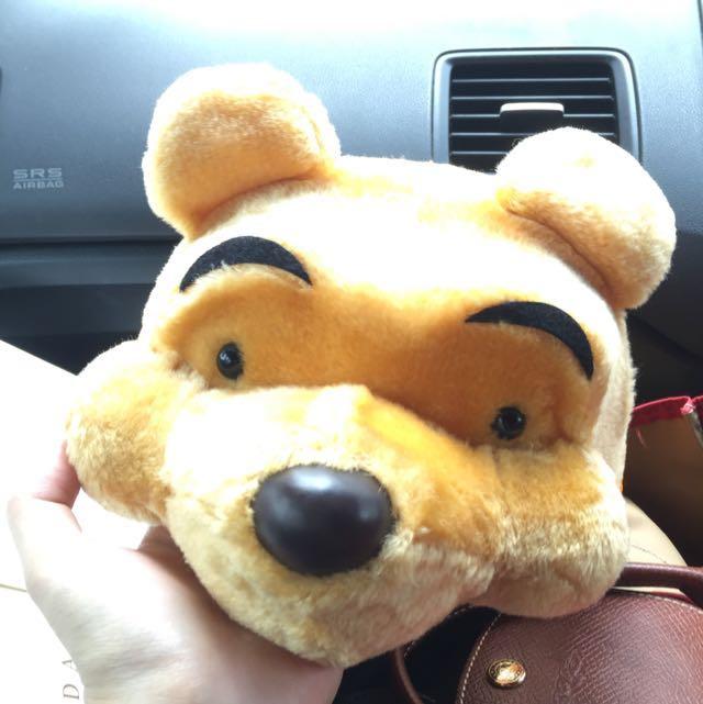 Winnie The Pooh Hat For Gate Crashing Wedding, Everything Else on ...