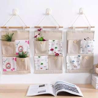 Cotton Waterproof storage bag