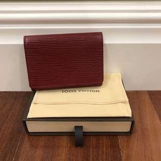 Louis Vuitton Epi Business Cardholder