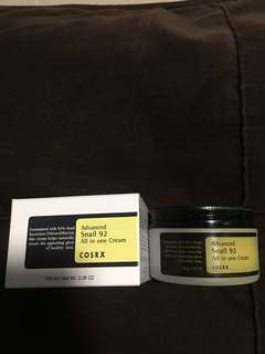 Brandnew Cosrx Advanced Snail All in One Cream