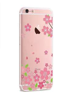 Apple iphone 6s、6s plus、 5s/SE 卡通浮雕 超薄透明邊 彩繪工藝 硅膠 手機軟套 特價$80
