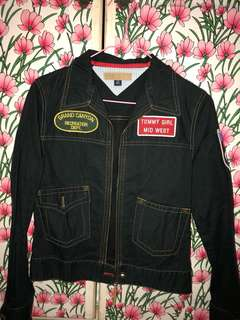 Tommy Denim jacket (auth)