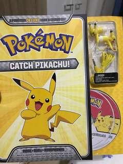 Catch Pikachu Set with Headphones