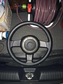 Proton gen 2 steering wheel