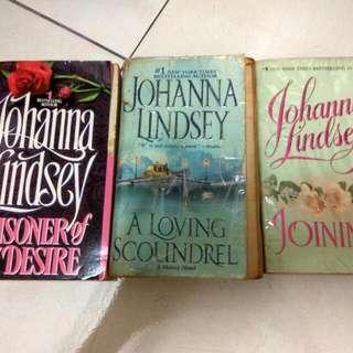 Romance - Johanna Lindsey