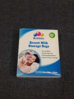 New - Milk Storage Bag