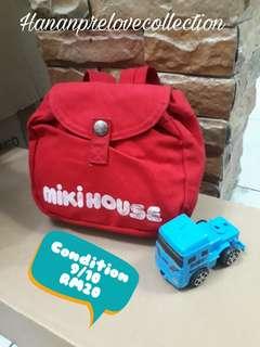 Mikihouse bag