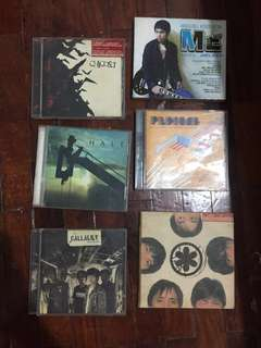 OPM CDs Callalily Hale Chicosci Pedicab