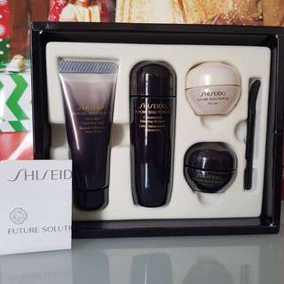 Shiseido future solution