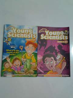 Young Scientists - Level 4