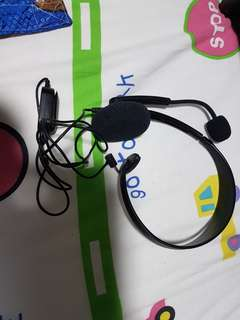 Xbox 360 specialised adapted microphone