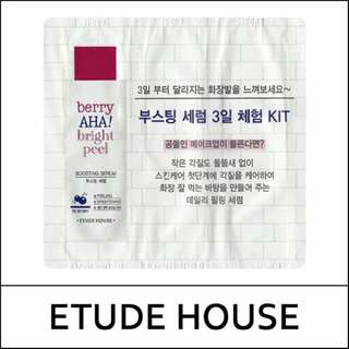 SAMPLE Berry Aha Bright Peeling 3in1