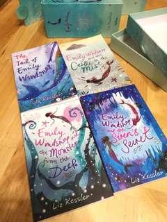 [40% off!] Emily Windsnap's Four Swishy Tales