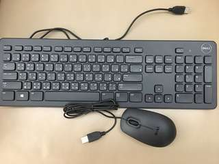 Keyboard + Mouse