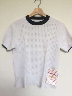 Import white top