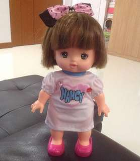 Mell Chan doll's shirt dress (Free normal mail)