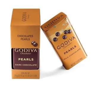 ✨限時五日優惠✨GODIVA 巧克力豆(3盒裝)