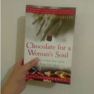 Chocolate For A Woman's Soul by Kay Allenbaugh