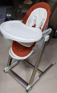 Baby / toddler high/ lower / dinner Chair