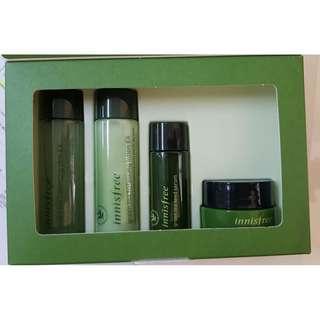 Innisfree Green Tea Trial Kit 4 item