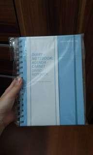 Notes agenda biru