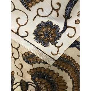 batik antik go tik swan otentik dari hardjono go tik swan solo