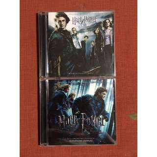 [Bundle] Harry Potter Soundtracks