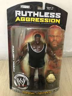 WWE Ruthless Aggression S30 Limited Mark Henry Rare
