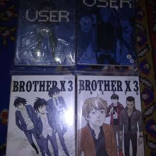 USER N BROTHER X3