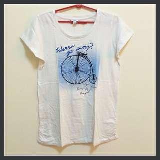 Bossini White Tshirt