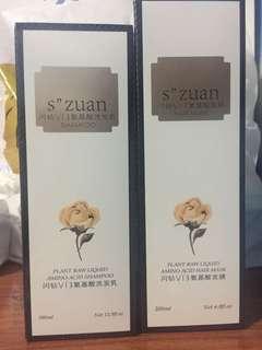 "S""zuan Shampoo&Hair Mask"