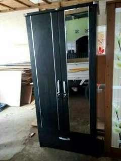 Lemari Pakaian 2 Pintu 80 x180x40cm