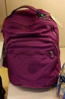 Original Kipling Seoul pink backpack bag