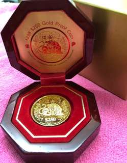 Zodiac Tiger - Gold Coin - Gold 999 Series ❤️❤️