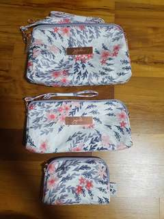 *Bundle only* Bnwt Jujube Sakura Swirl Be Set