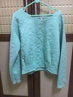 Mint sweaters
