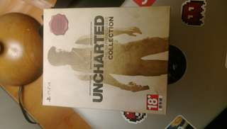 Uncharted : Nathan Drake Collection