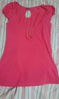 Pinky short sleeve
