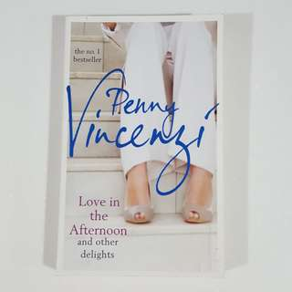 Love in the Afternoon by Penny Vincenzi