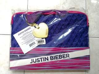 (REDUCED) Justin Bieber Laptop Bag