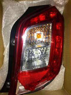 Tail lamp Axia