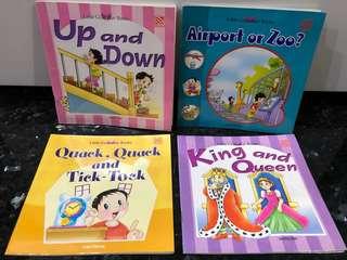 Little Grammar Nursery Kindergarten Children English Phonics Book