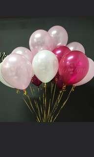 12inch luxury Balloons