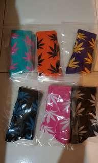 wts long weed socks