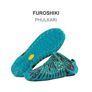 Vibram Furoshiki Phulkari