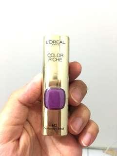 Color riche loreal lipstick