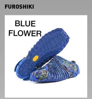 Vibram Furoshiki Blue Flower