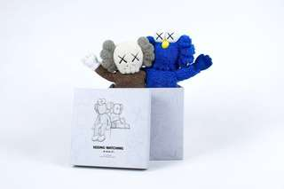 Kaws seeing/watching limited edition 16'' plush