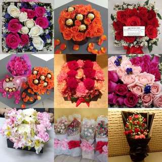 Flowers And Accessories
