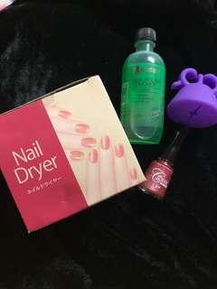 Nail Dyer